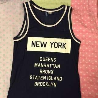 H&M籃球衣