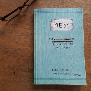 Mess By Keri Smith #planner