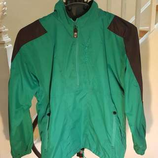 New Balance Running Jacket Retro