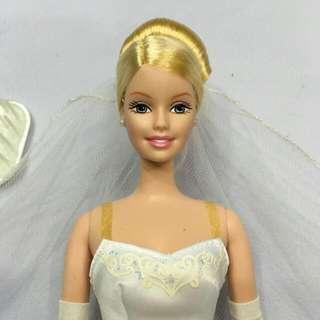 早期新娘芭比