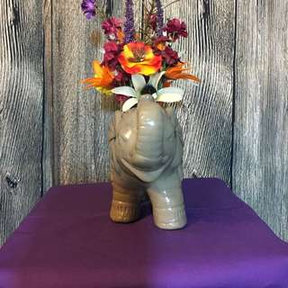 Elephant Scented Floral Arrangement