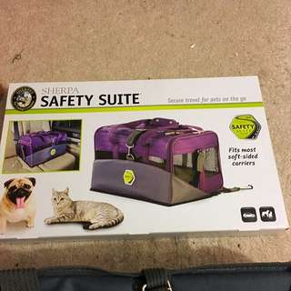Sherpa Safety Suite. In Purple/Grey