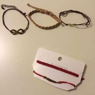 LA Express Bracelets