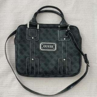 Authentic Guess Laptop Bag
