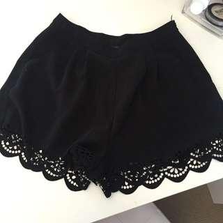 Ally High Shorts