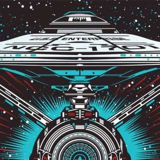 STAR TREK BEYOND: SPECIAL COLLECTOR'S EDITION POSTER