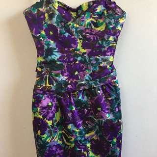 Dress By BCBG MAXARIA size: US2