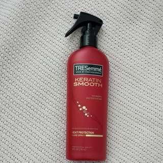 Brand New Heat Protection Spray