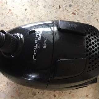 Vacuum Cleaner Rowenta