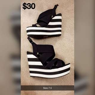 Wedges From Spring!