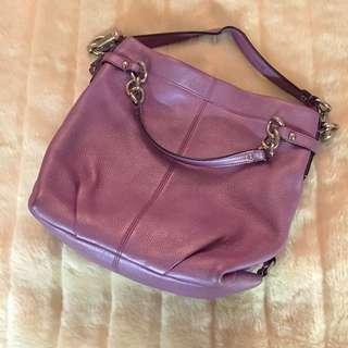 COACH Lilac Handbag