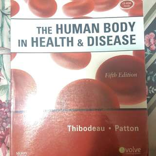 The Human Body Health And Disease 5th Edition