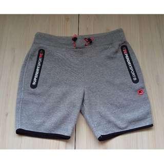 Superdry 極度乾燥 Gym Tech 運動短褲