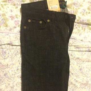 Ralph Lauren Straight Leg Dark Denim Jeans
