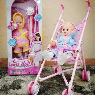 STROLLER BABY DOLL