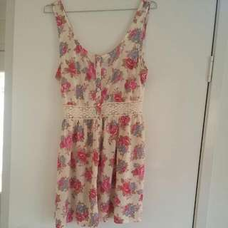 Beautiful Topshop Festival Dress