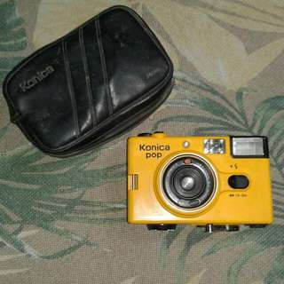 Original Vintage Konica Pop(Collectible)