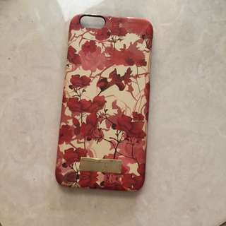 Ted Baker iPhone 6 case