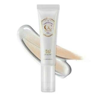 Preloved - ETUDE CC Cream Silky