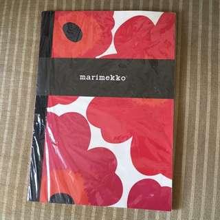 芬蘭marimekko限量比記本