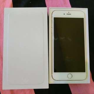 iPhone 6+ 16g金色