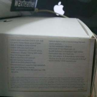Macbook Pro Mid 2012(Reserved For Collection)