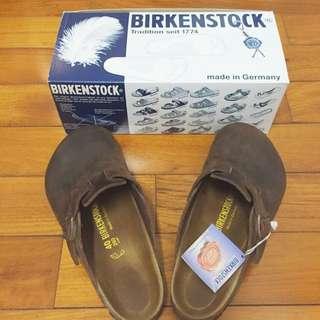 birkenstock 勃肯鞋 boston