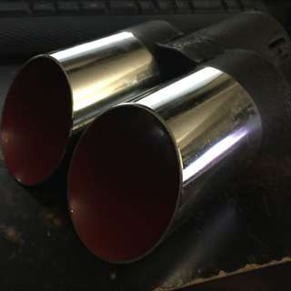 Muffler Tip Used On 2001 BMW