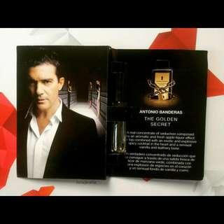 Antonio Banderas The Golden Secret Vial Parfum 1,5ml