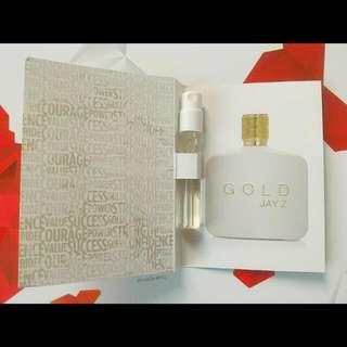 Jay Z Gold Vial Parfum 1,5ml