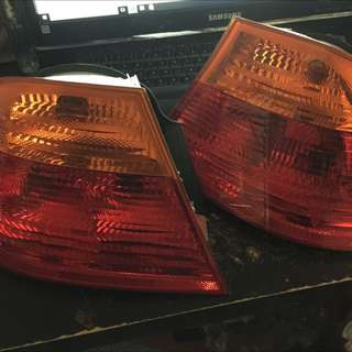 Tail Light Used On 2001 BMW