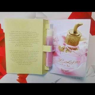 Lolita Lempicka Vial Parfum
