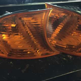 Turn Signal Light Used On 2001 Bmw
