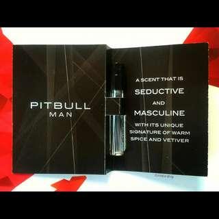 Pitbull Man Vial Parfum 1,5ml