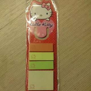 🚚 Hello Kitty便條紙