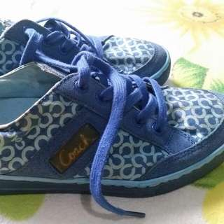 Reserved..Original Coach Rubber Shoes!