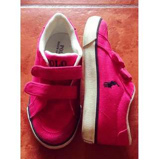 POLO by Ralph Lauren Toddler's Sneakers