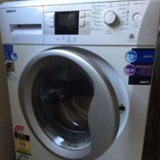 Near New BEKO 7.5 Kg Washing Machine