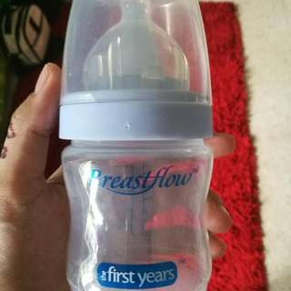 First Years Bottle
