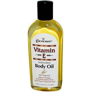 [BN: InStock] Vitamin E Body Oil Authentic from USA