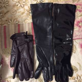 Women Leathers Gloves Brand New Never Worn