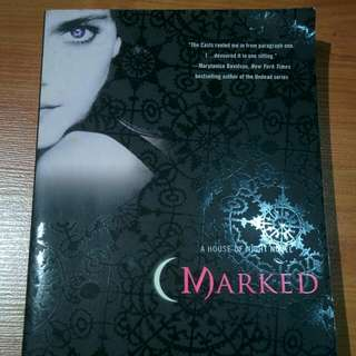 A House Of Night - Marked
