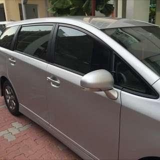 $70 Latest Toyota wish Magnetic sunshade