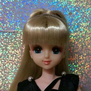 莉卡城堡 瑪琳 珍妮娃娃 日本芭比
