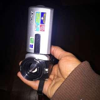 Sony handy camera