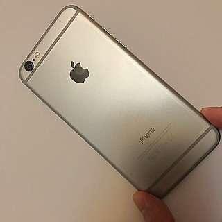 Iphone6. 128GB. Space grey