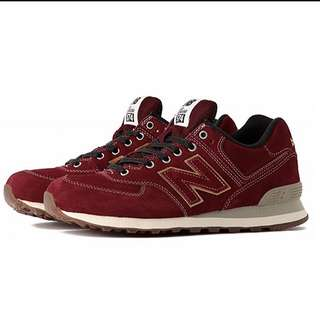 New Balance 574 Classic Suede US10