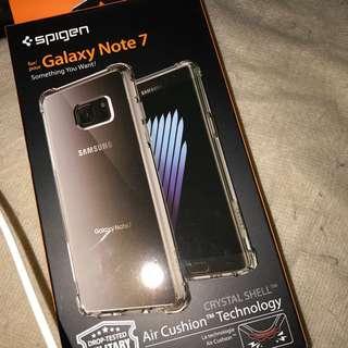 SPIGEN CASE for Galaxy Note 7