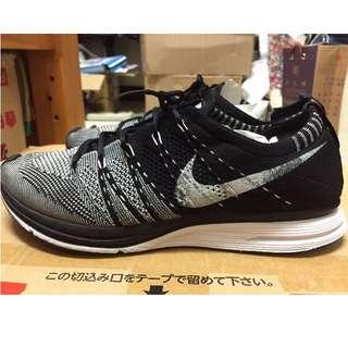 Nike flyknit trainer 黑 白 灰 潑墨 racer lunar 彩虹 free mercurial