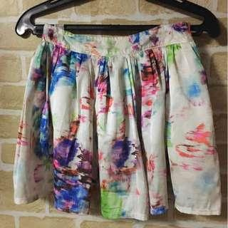 Shopaholic Skirt